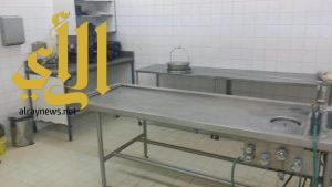 ثلاجة الموتى بمستشفى تثليث تعاني من الاهمال وسوء النظافة