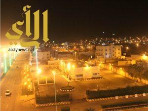 بلدية بحر أبو سكينة تستقبل العيد بإنارة وتزيين الشوارع والميادين