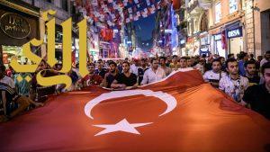 وزير داخلية تركيا: اعتقال أكثر من 15 ألفا منذ الانقلاب الفاشل