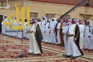آل ناصر الحبابي يحتفل بمنزله الجديد