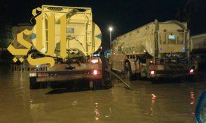 بلدية بيش ترفع حالة الجاهزية بطاقم البلدية لحالة الطوارئ