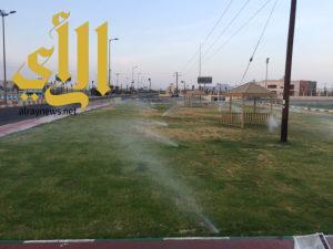 بلدية طريب تكثّف الإستعدادات لعيد الفطر المبارك