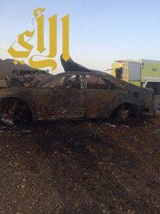 وفاة و14 إصابة بحادثين منفصلين بمنطقة عسير