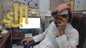 ربط مستشفى محافظة وادي الدواسر العام بشبكة الطب الإتصالي بمستشفى الملك فيصل التخصصي