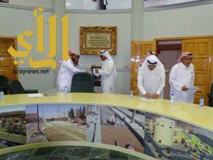 الصيادين يختارون محمد عبدالرحمن البوعينين رئيساً للصيادين في الجبيل