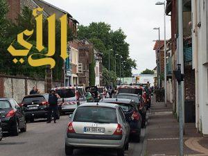 قتل مسلحين احتجزا رهائن بكنيسة في فرنسا