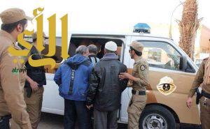 شرطة عسير تضبط أكثر من 1000 مخالف في حملة أمنية مفاجئة