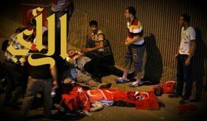 لا صلاة ميت على 104 متمردين قتلوا خلال محاولة الانقلاب بتركيا