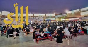 مهرجان أبها للتسوق يستقبل زواره في عامة الثامن عشر