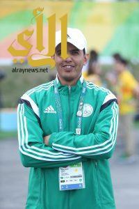 العنزي يدشن أولى المشاركات السعودية في ريو 2016