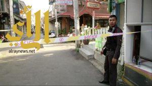 مقتل شخص وإصابة اثنين في ثالث هجوم تشهده تايلاند خلال 12 ساعة