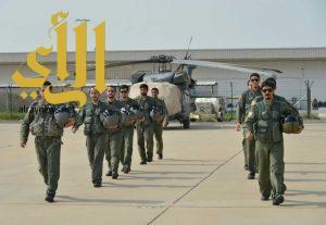 الطائرات الحربية السعودية حماية للوطن وردع لمن يريد المساس بأمنه واستقراره