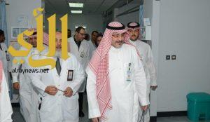 عناية مدينة الملك فهد الطبية تخدم 1900 مريض في شهرين