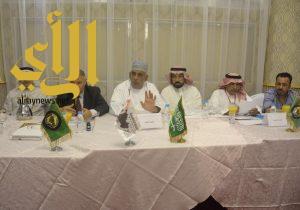 انطلاق البطولة الخليجية السادسة لمنتخبات الناشئين في جدة