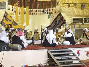 ١١فرق شعبية تستقطب اكثر من ٣٥ الف زائر خلال ١٠ أيام في مهرجان صيف الشرقية٣٧