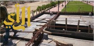 بلدية محافظة رأس تنورة تقوم بأعمال نظافة وإزالة في الأحياء والكورنيش