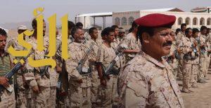 المئات من الضباط والجنود ينشقون عن الإنقلابيين وينضمون للجيش اليمني