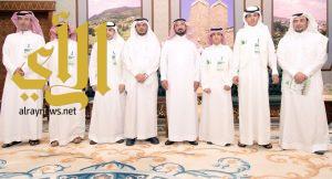 وكيل إمارة الباحة يستقبل وفد سفراء الأمل من أبناء جنودنا البواسل