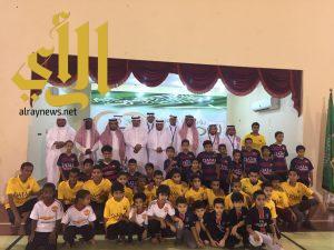 بمشاركة أكثر من 200 طالب تعليم الليث يختتم أنشطة برامج النادي الموسمي