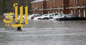 11 قتيلا و40 ألف منزل متضرر بفيضانات ولاية لويزيانا الأميركية