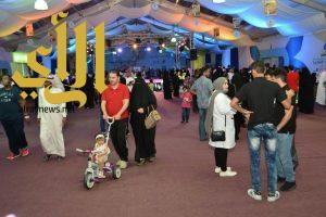 أكثر من 75 ألف زائر لمهرجان صيف الشرقية ٣٧ خلال أربع أيام