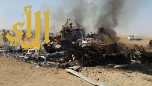 مقتل 5 عسكريين روس إثر إسقاط مروحيتهم في سوريا