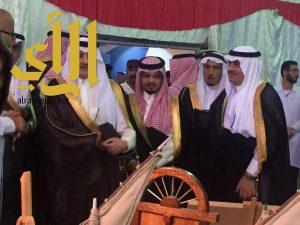 سمو الأمير سعود بن نايف يدشن فعاليات صيف الشرقية 37