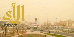 الدفاع المدني يحذر من موجة غبار على جدة