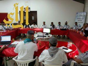 اللكشافة تؤكد على أهمية تعزيز الجانب التربوي والتطوعي في معسكرات الحج