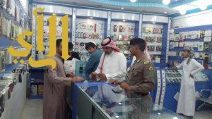 فرع وزارة العمل والتنمية الاجتماعية يكثف من حملاته التفتيشية بمنطقة الباحة