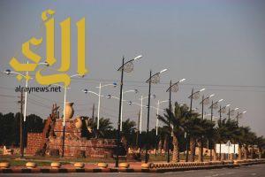 بلدية مليجة تجهز الساحات استقبالا لعيد الاضحى المبارك