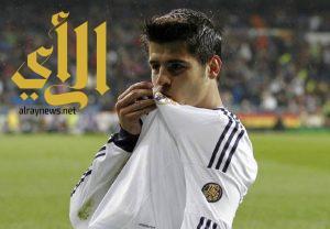 زيدان يؤكد على بقاء موراتا مع ريال مدريد