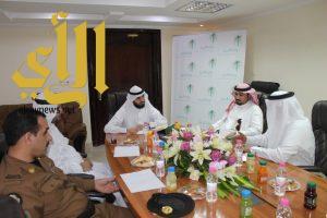 اجتماع تنسيقي لتفعيل توطين وظائف قطاع الاتصالات بالجوف