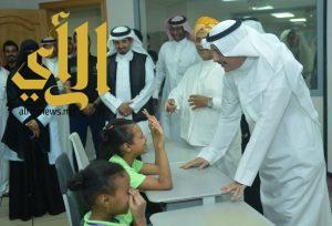 """تحت اشراف مكتب العمل والتنمية الاجتماعية بمنطقة مكة ينطلق برنامج """"لنتعلم معاً"""""""