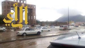مدني المدينة يحذر من تقلبات جوية وأمطار