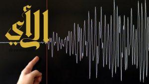 زلزلال بقوة 6.2 درجات يضرب تشيلي ولا ضحايا