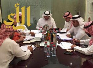 مدير عام تعليم الرياض يترأس اجتماع لجنة الاحتفال باليوم الوطني  ٨٦