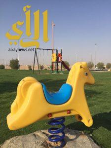 بلدية حفر الباطن تنهي استعدادها لاستقبال عيد الاضحى المبارك