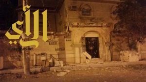 وفاة مقيم يمني وإصابة آخر إثر سقوط مقذوف على نجران من أراضي اليمن