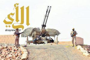 رجال قوات الدفاع الجوي بنجران: جاهزون للتصدي لأي تهديد