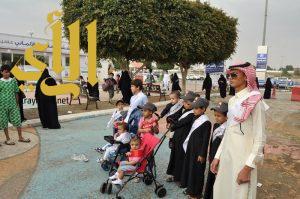 مهرجان أبها للتسوق يستضيف أبناء وأسر الشهداء