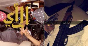 القبض على مفحط مشهور يروج للمخدرات عبر سناب شات