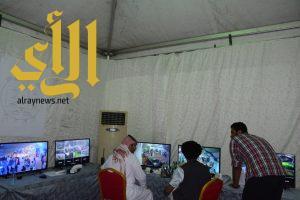 ٧٠ كاميرا مراقبة تنجح في استعادة ٣٠ طفل تائه في مهرجان صيف الشرقية ٣٧