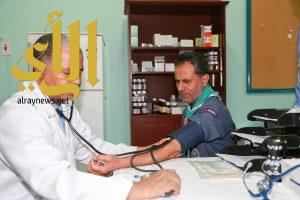 8 عيادات طبية بمعسكرات الكشافة في مكة والمشاعر المقدسة
