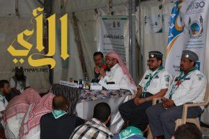 الشيخ المطلق: الكشافة يقدمون خدمة عظيمة وجليلة لضيوف الرحمن بالمشاعر