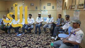 شؤون المجموعات بمعسكرات الخدمة يدعون للعمل التكاملي وتوحيد الجهود