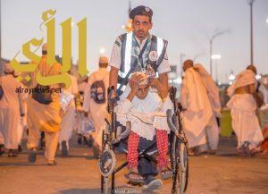 الكشافة السعودية تُرشد 40659 حجاج تائهين في يوم العيد