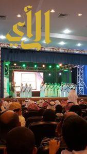 محافظ رجال ألمع يرعى حفل الاحتفاء باليوم الوطني لـ 86