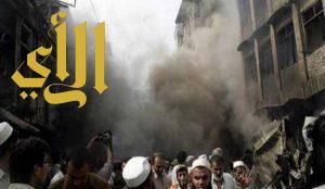 مصرع 12 شخصًا وإصابة 50 آخرين بهجوم انتحاري استهدف محكمة في باكستان