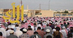 تهيئة ( 84 ) مصلى وجامعا في الخرج لصلاة عيد الأضحى